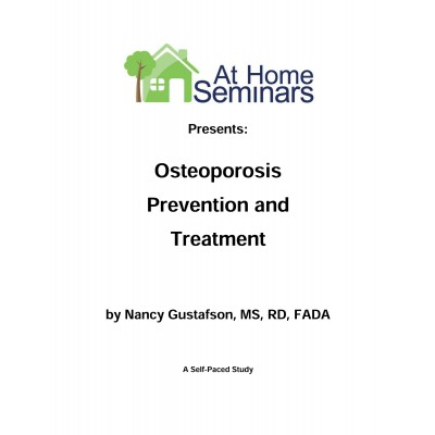 Osteoporosis Prevention and Treatment, 4th Ed