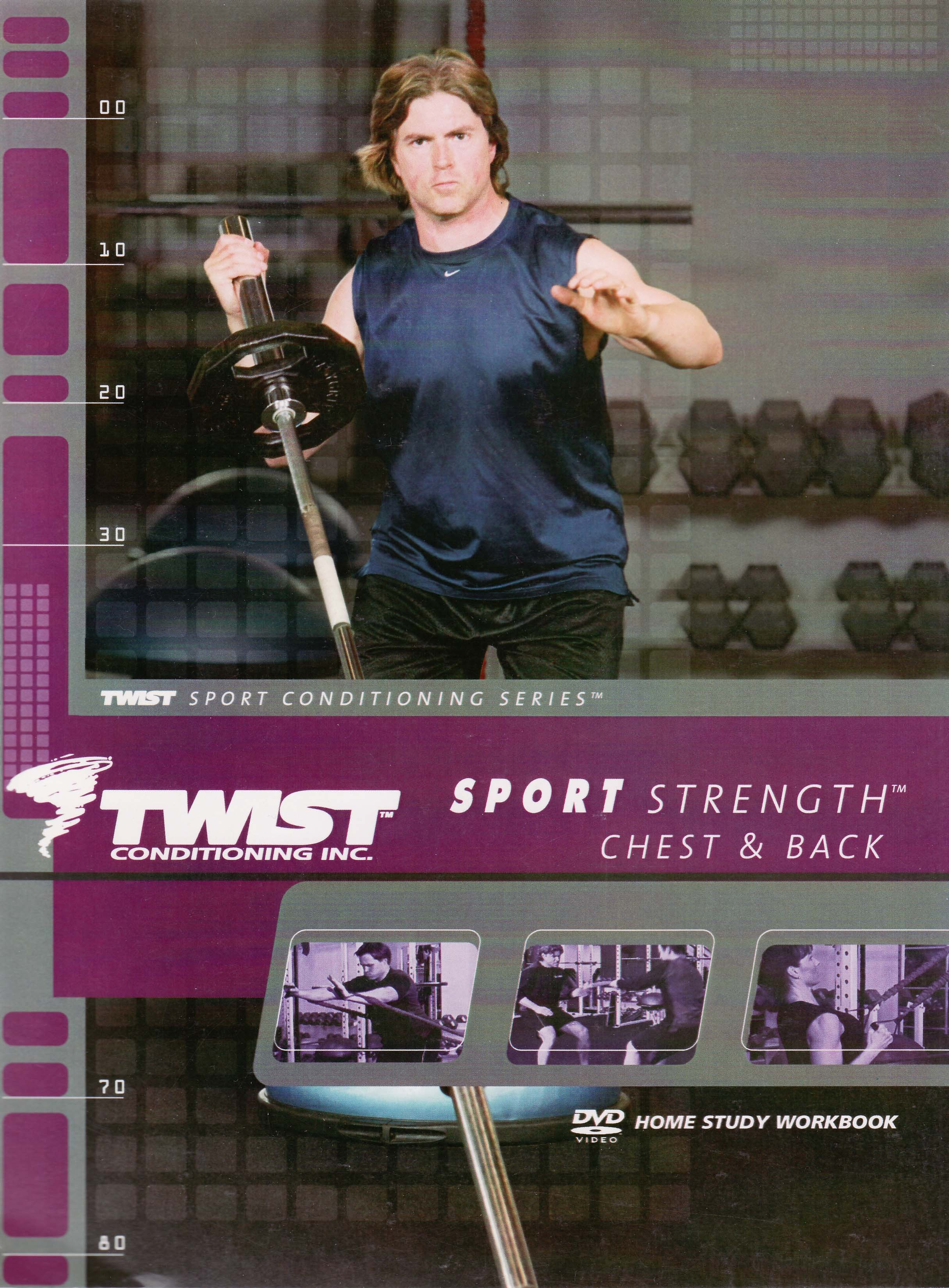 Sport Strength: Chest & Back (Electronic Download)