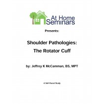 Share a Course: Shoulder Pathologies: The Rotator Cuff (Electronic Download)