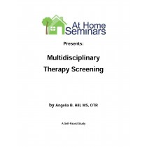 Share A Course: Multidisciplinary Therapy Screening