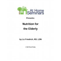 Nutrition for the Elderly, 7th Ed