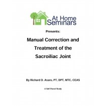 Manual Correction & Treatment of the Sacroiliac Joint