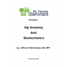 Share A Course: Hip Anatomy & Biomechanics