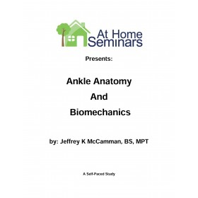 Ankle Anatomy & Biomechanics
