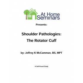 Share A Course: Shoulder Pathologies: The Rotator Cuff