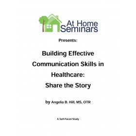 Share a Course: Building Effective Communication Skills in Healthcare (Electronic Download)