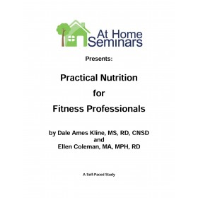 Share a Course: Practical Nutrition for Fitness Professionals, 5th Edition (Electronic Download)