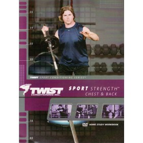 Share a Course: Sport Strength: Chest & Back (Electronic Download)