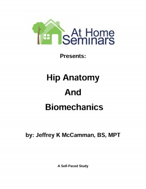 Hip Anatomy & Biomechanics