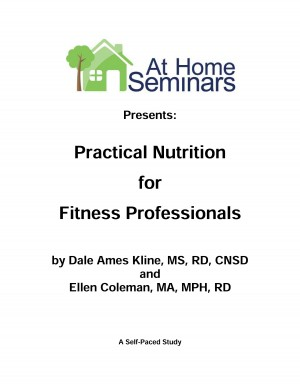 Share a Course: Practical Nutrition for Fitness Professionals (Electronic Download)